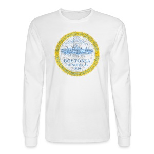 Bostonia - Men's Long Sleeve T-Shirt