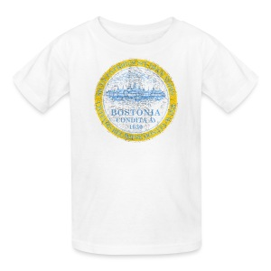Bostonia - Kids' T-Shirt