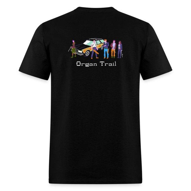 Organ Trail Zombie Horde Shirt