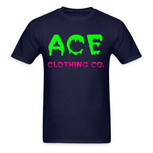 Slimy Ace Tee - Men's T-Shirt