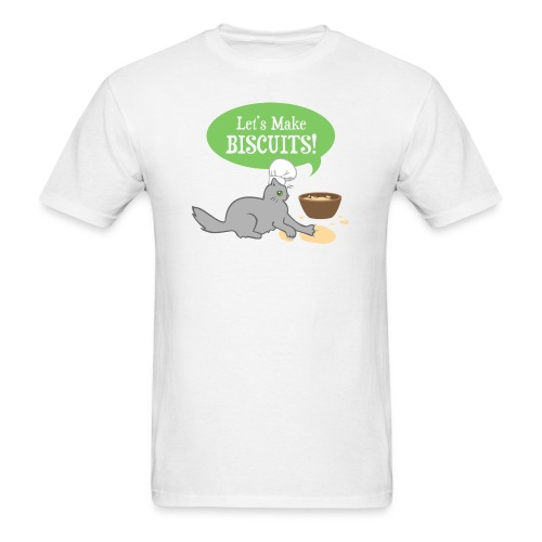 Let's Make Biscuits! - Men's T-Shirt