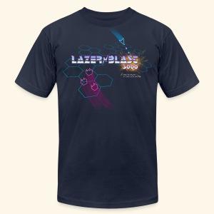 LazerBlast 3000 - Men's Fine Jersey T-Shirt
