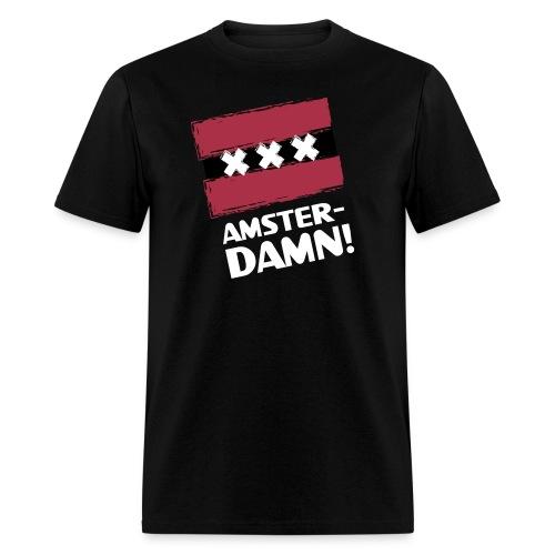 AmsterDAMN! - Men's T-Shirt