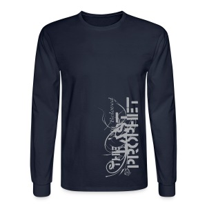 The Last Prophet Long Sleeve - Men's Long Sleeve T-Shirt