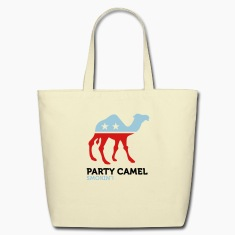 Party Animals Camel (3c) Bags