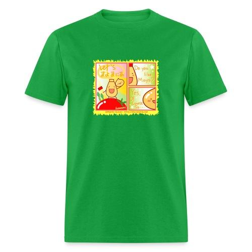 Mayo Comic - Men's T-Shirt