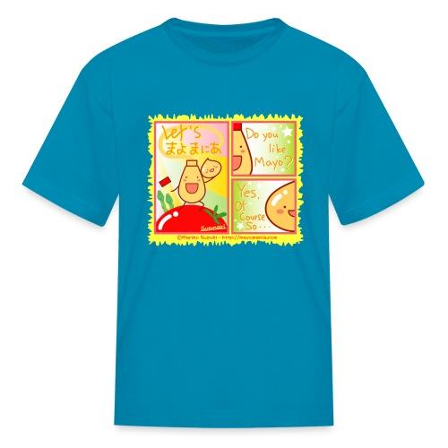 Mayo Comic - Kids' T-Shirt