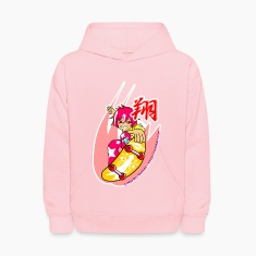 Skating Girl Sweatshirts