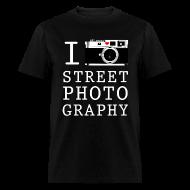 T-Shirts ~ Men's T-Shirt ~ I Shoot Street Photography [Men's]
