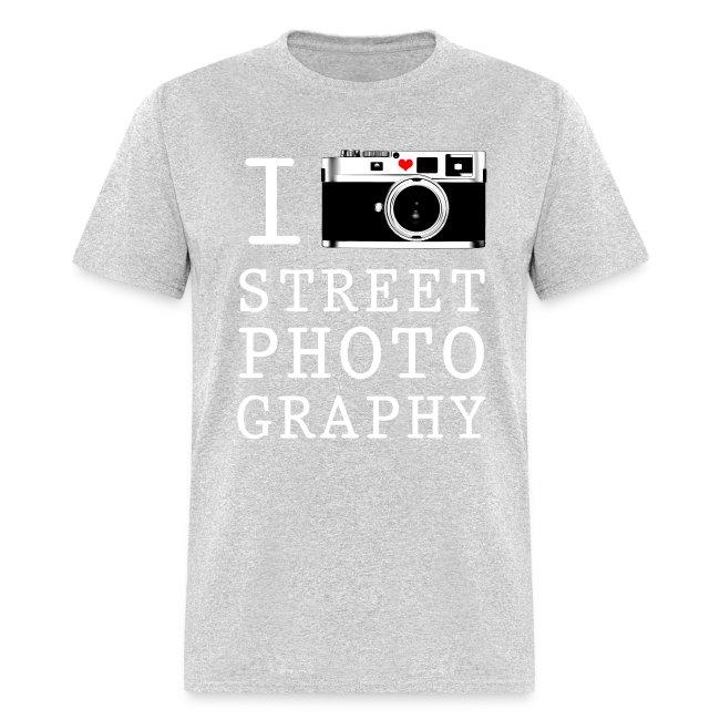 I Shoot Street Photography [Men's]