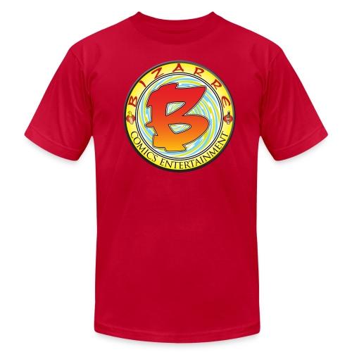 Bizarre Comics Logo - Men's Fine Jersey T-Shirt