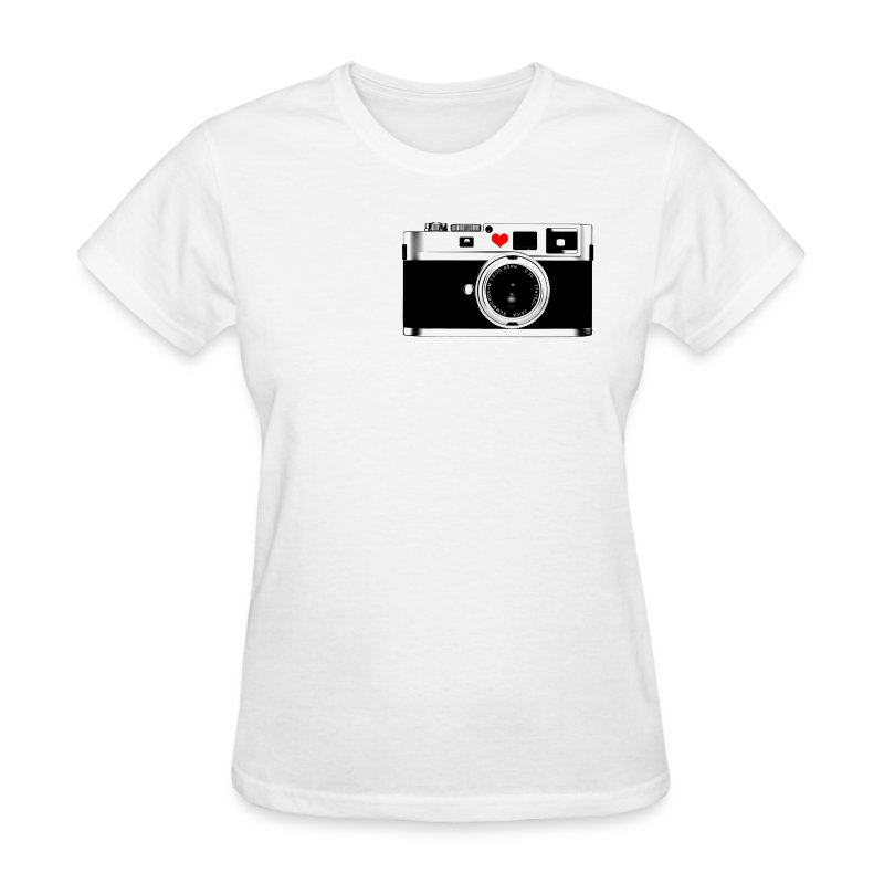 I Shoot Street Photography [Women's] - Women's T-Shirt