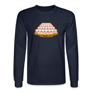 Sheep Paradise - Men's Long Sleeve T-Shirt