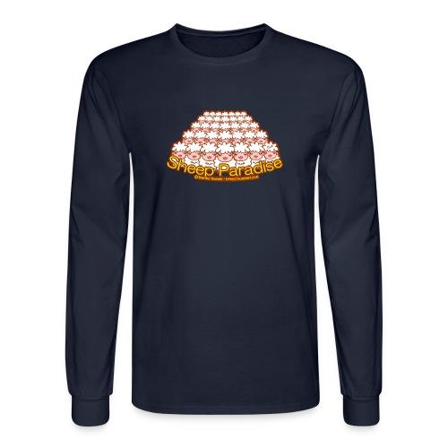 Sheep Paradise - Men's Long Sleeve T-Shirt