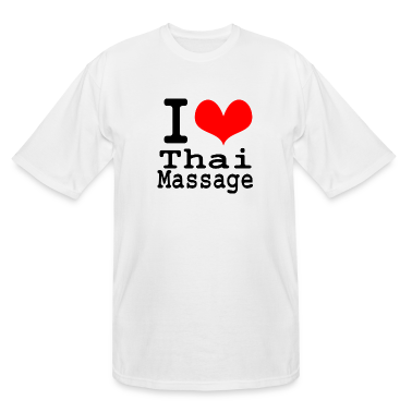 I love Thai massage T-Shirts