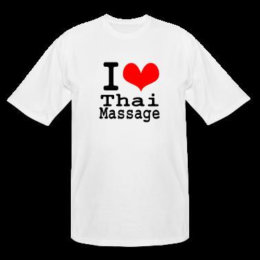 I love Thai massage T-Shirts