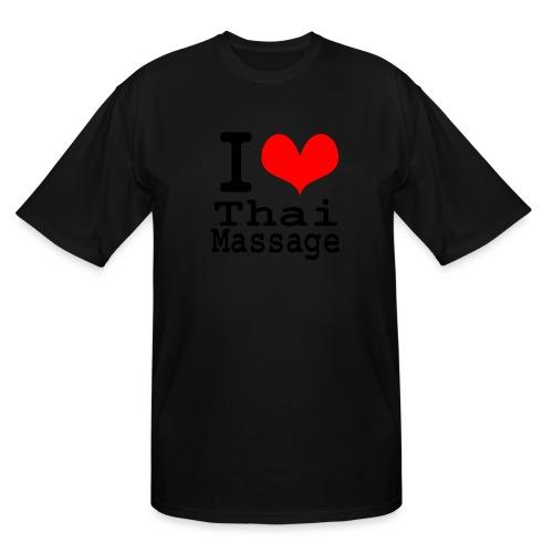I love Thai massage - Men's Tall T-Shirt