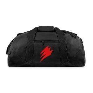 Gekiranger - Black Duffle Bag - Duffel Bag