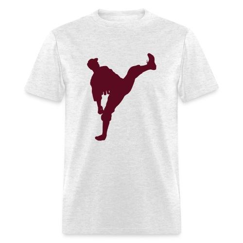 Dizzy Dean Silhouette Budget Tee - Men's T-Shirt