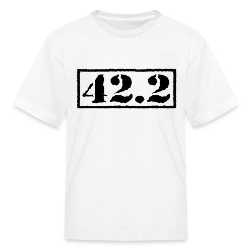 Top Secret 42.2 - Kids' T-Shirt
