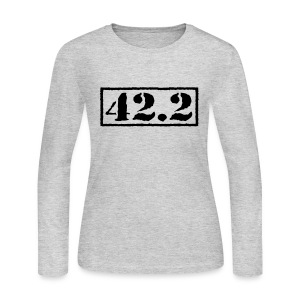 Top Secret 42.2 - Women's Long Sleeve Jersey T-Shirt