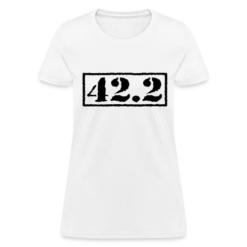 Top Secret 42.2 - Women's T-Shirt