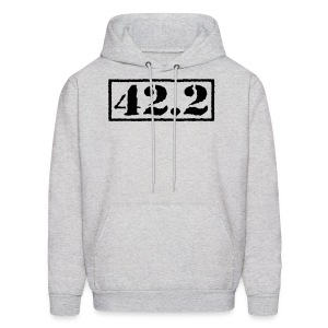 Top Secret 42.2 - Men's Hoodie