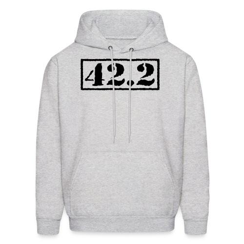 Top Secret 42.2 - Men's Hoodie