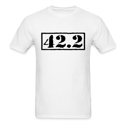 Top Secret 42.2 - Men's T-Shirt