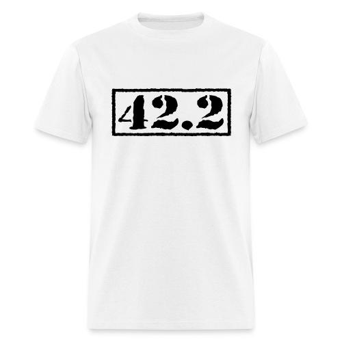 Top Secret 42.2 - Men's T-Shirt