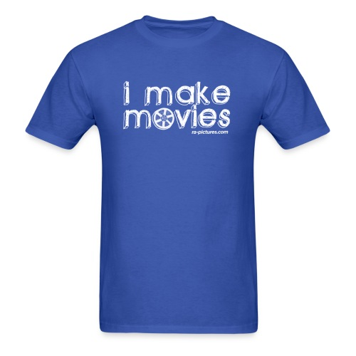 I MAKE MOVIES - Men's T-Shirt