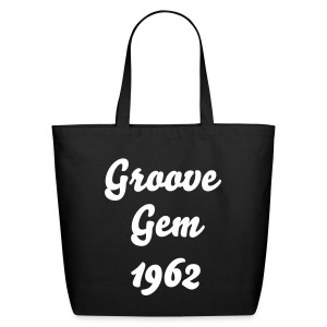 Groove Gem Founding Year - Eco-Friendly Cotton Tote