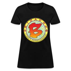 Bizarre Comics Logo - Women's T-Shirt