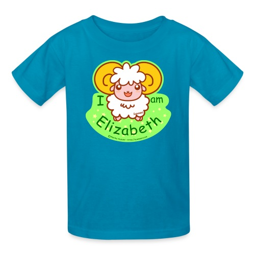 I am Elizabeth - Kids' T-Shirt