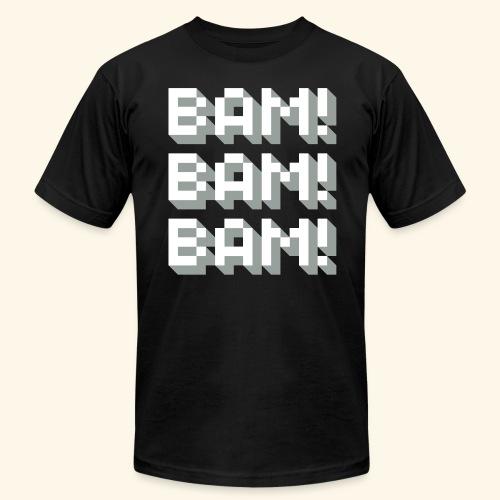 Bam! Bam! Bam! - Men's Fine Jersey T-Shirt