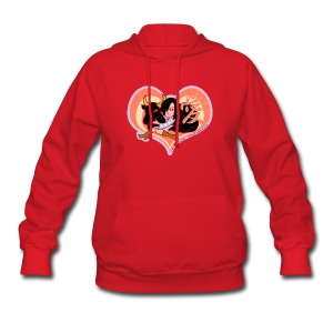 Girl and Ox - Women's Hoodie