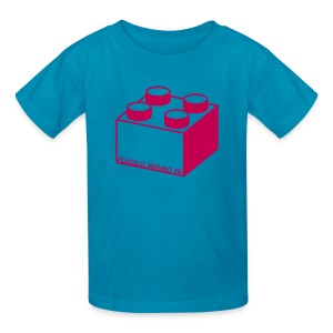 PICCOLO BLOCK KIDS - Kids' T-Shirt