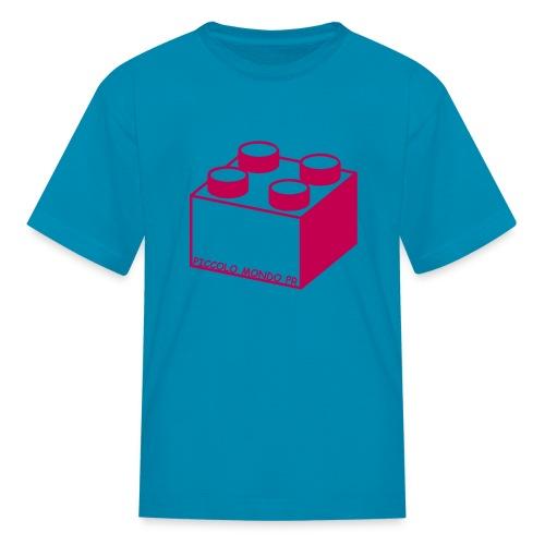 PICCOLO BLOCK KIDS - Kids' T-Shirt