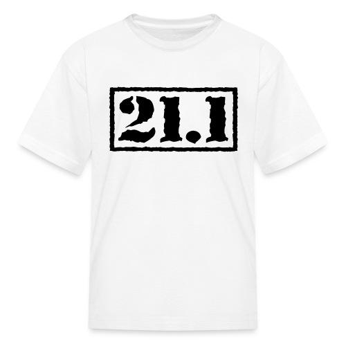 Top Secret 21.1 - Kids' T-Shirt