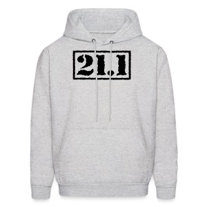 Top Secret 21.1 - Men's Hoodie