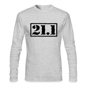 Top Secret 21.1 - Men's Long Sleeve T-Shirt by Next Level