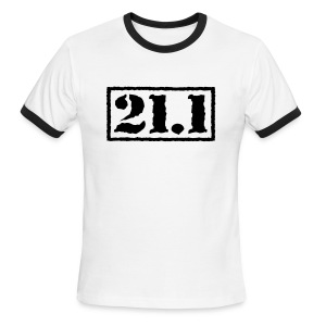 Top Secret 21.1 - Men's Ringer T-Shirt
