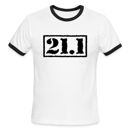 Top Secret 21.1 - Men's Ringer T-Shirt