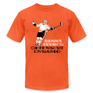 T-Shirts ~ Men's T-Shirt by American Apparel ~ DSOD Orange