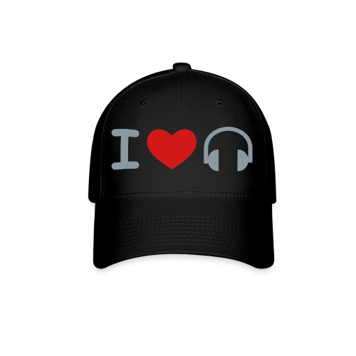 The headphone hat - Baseball Cap