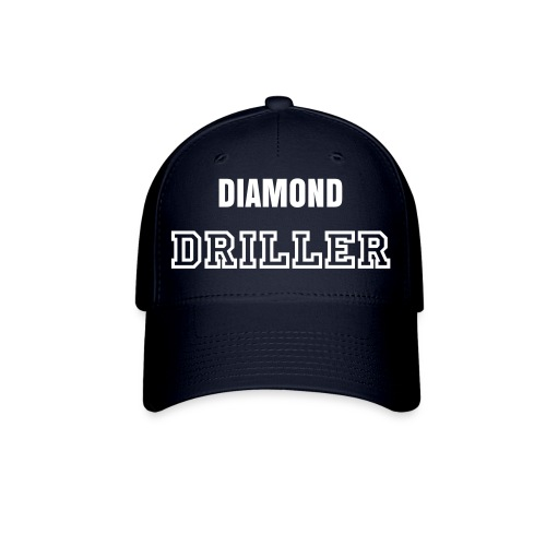 Diamond Driller Baseball Cap - Baseball Cap