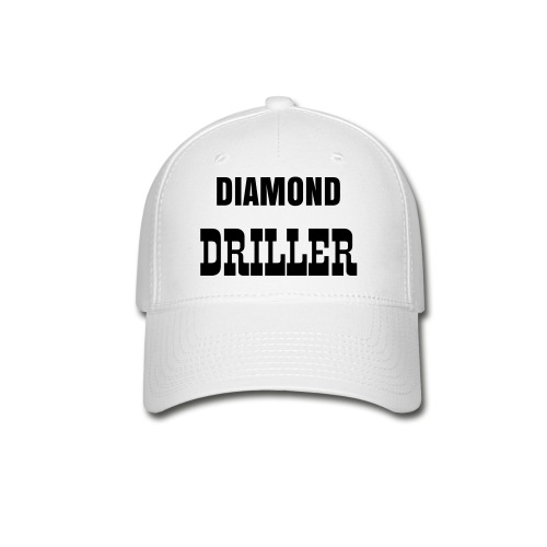 DIAMOND DRILLER HAT - Baseball Cap