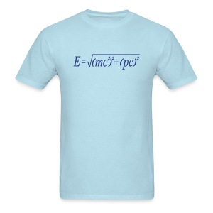 Relativistic Einstein Equation - Men's T-Shirt