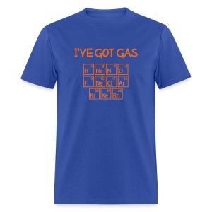 I've Got Gas - Men's T-Shirt