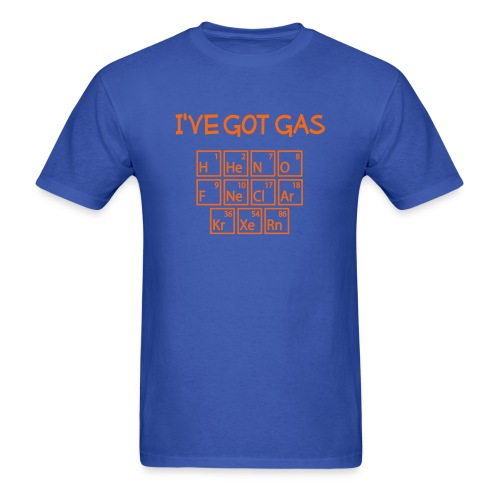 I've Got Gas - Men's T-Shirt